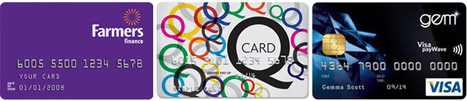 hire purchase cards