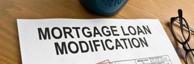 loan mortgage modification